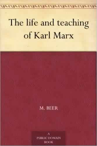 the life of karl marx