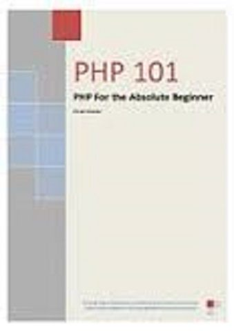 php book for beginners pdf free download