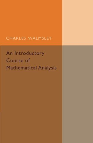 books - Text for an introductory Real Analysis course ...