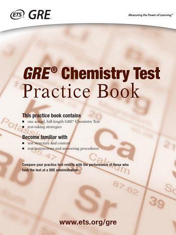 gre chemistry