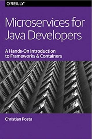 Microservices for Java Developers | Download free books legally
