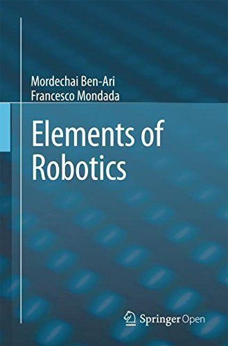 Elements Of Robotics Download Free Books Legally