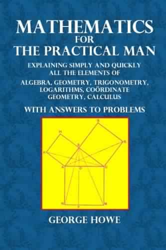 Mathematics For The Practical Man Download Free Books Legally